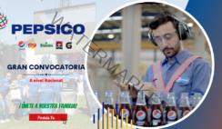 Pepsico – Apertura convocatorias a nivel nacional.
